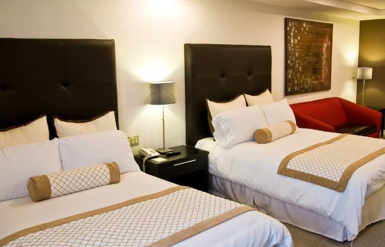 Pueblo Amigo Hotel Plaza & Casino Tijuana - Room - 1