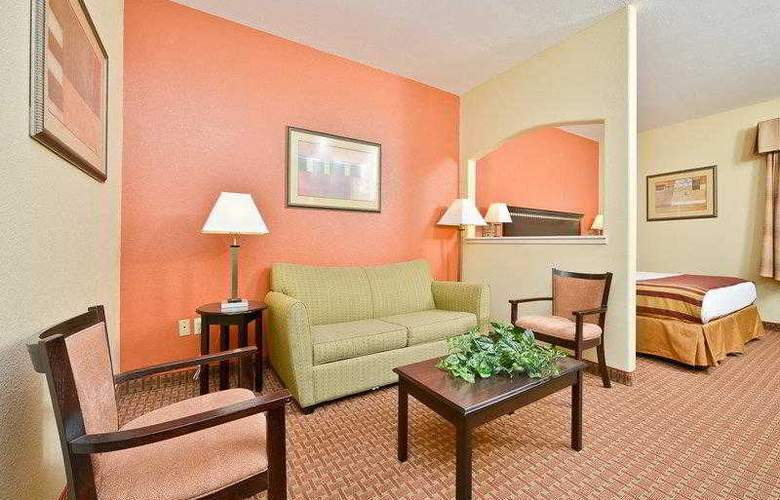 Best Western Greenspoint Inn and Suites - Hotel - 12