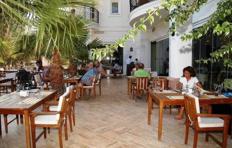 Istanbul Palace - Restaurant - 8