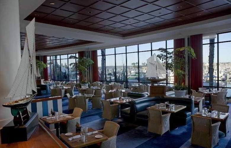 Sheraton San Diego Hotel & Marina - Restaurant - 53