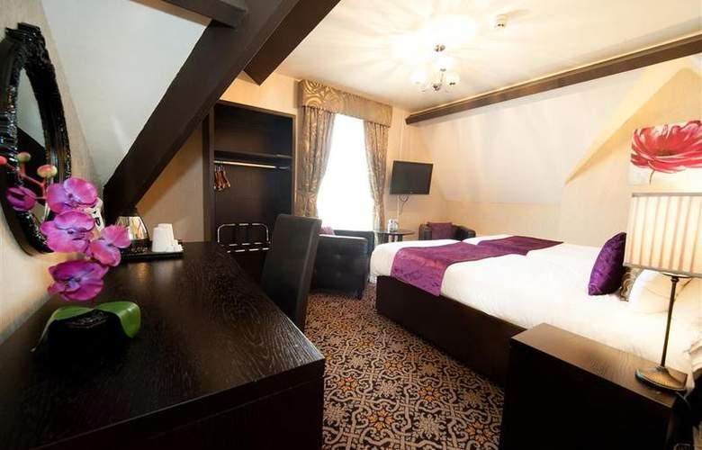 Best Western Willowbank - Room - 7