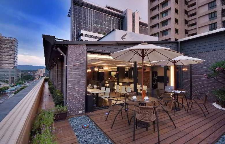 Forward Hotel Nangang Branch - Terrace - 0
