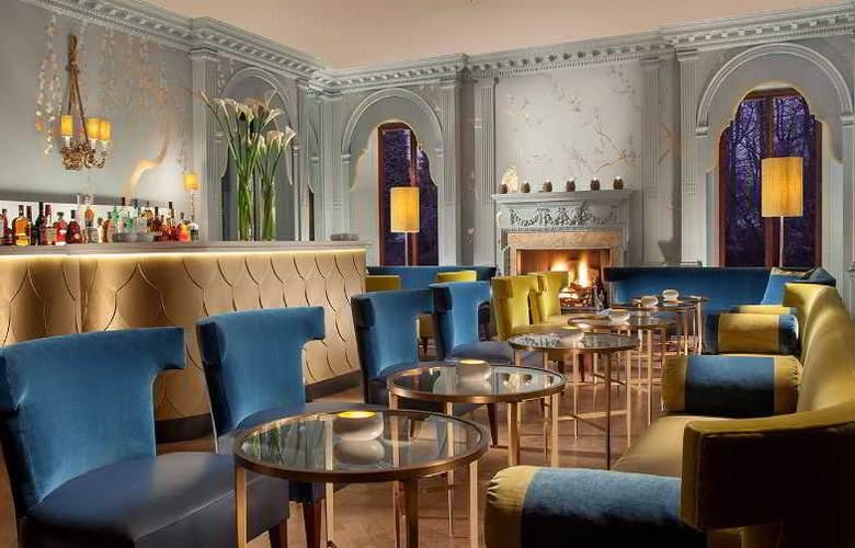 Cromlix House Hotel - Bar - 8