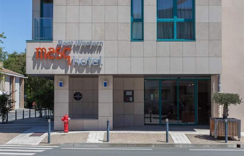 Masqhotel La Rochelle - Hotel - 12