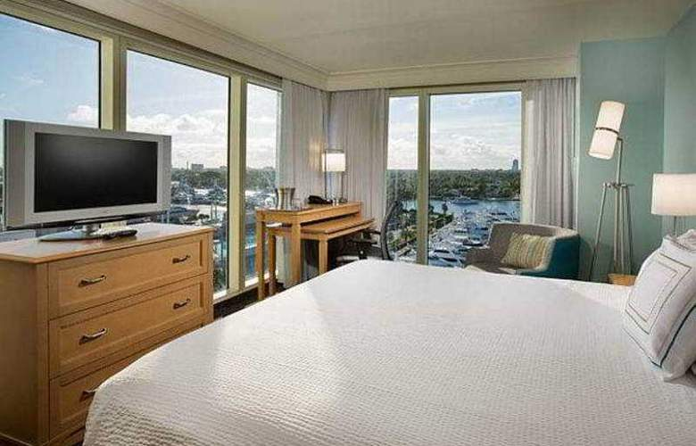 Courtyard By Marriott Fort Lauderdale Beach - Room - 3