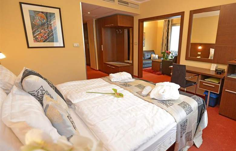 Best Western Hotel Antares - Room - 79
