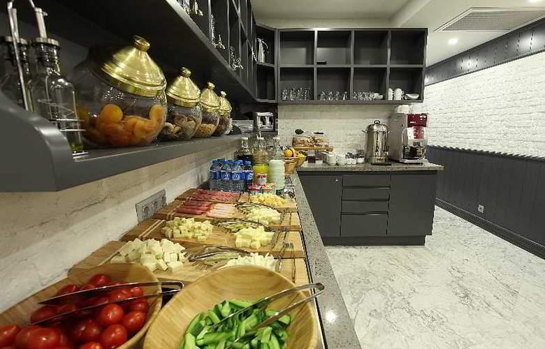 Q Pera Hotel - Restaurant - 10