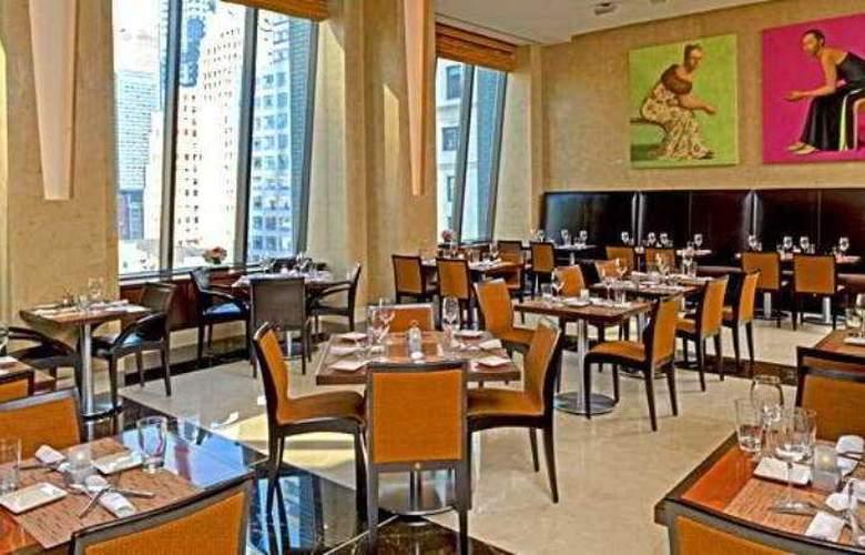 Hilton Times Square - Restaurant - 11