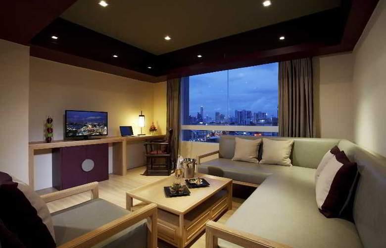 Prime Hotel Central Station Bangkok - Room - 19