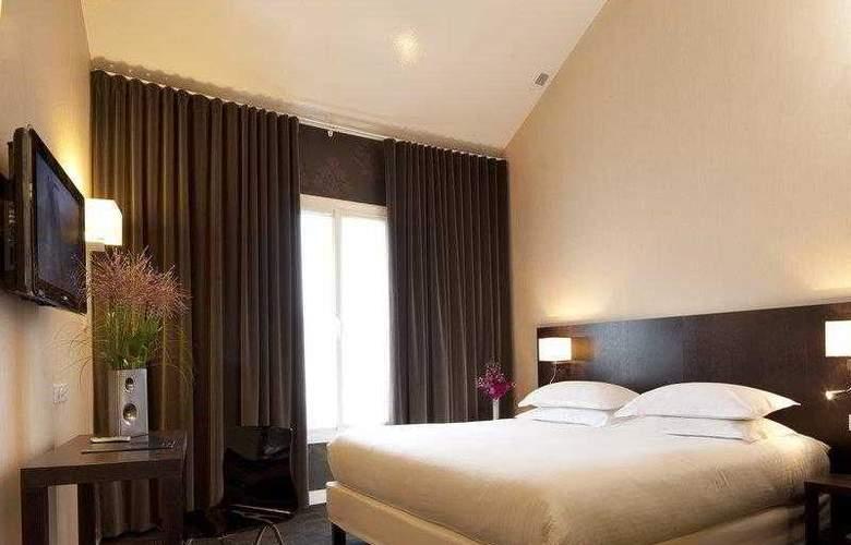 Best Western Bretagne Montparnasse - Hotel - 6