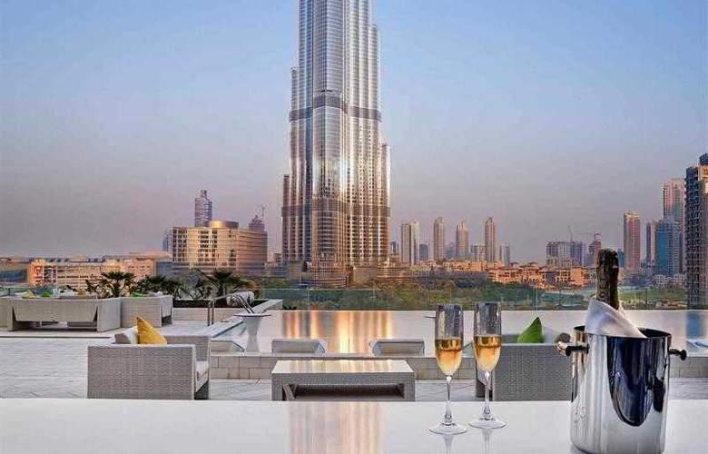 Sofitel Dubai Downtown - Hotel - 27