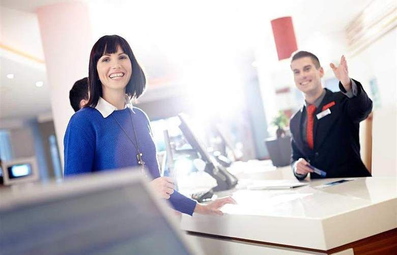 Novotel Sheffield Centre - Hotel - 57