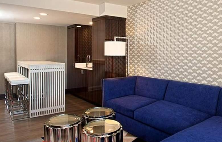 Beverly Hills Marriott - Room - 33