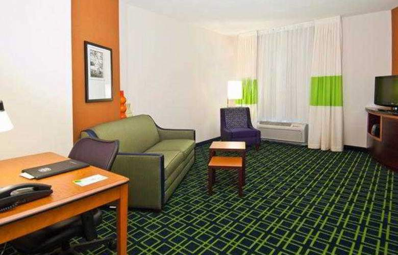 Fairfield Inn suites Oklahoma City - Hotel - 9