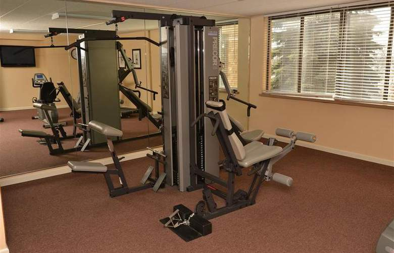 Best Western Plus East Towne Suites - Sport - 54