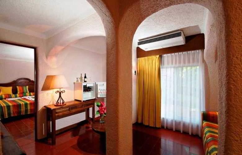 Villas Arqueológicas Chichén Itzá - Room - 10
