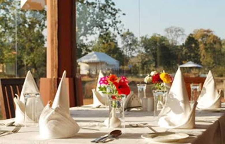 Bundela Tiger Retreat - Restaurant - 8