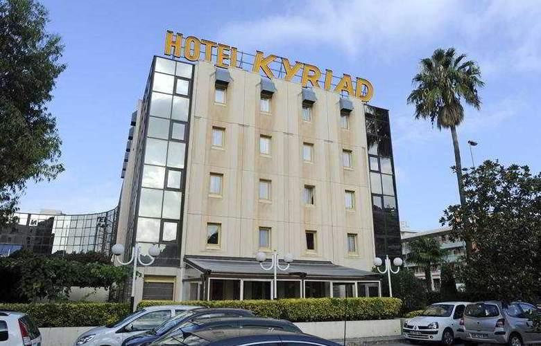 Kyriad Nice Ouest Saint Isidore - Hotel - 0