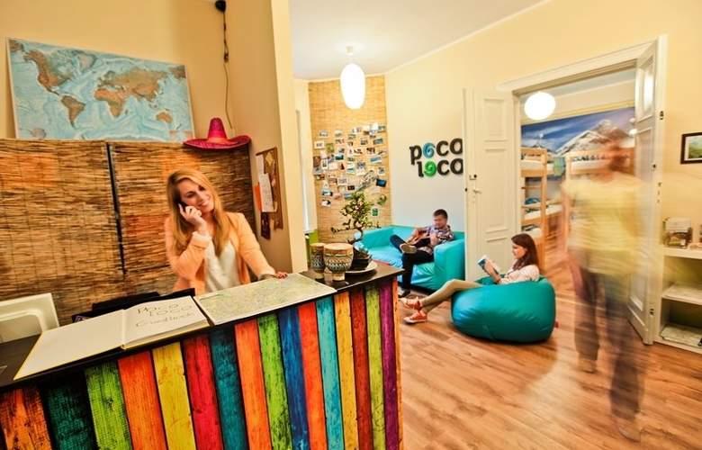 Poco Loco Hostel - Hotel - 0