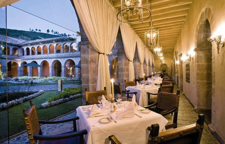 Belmond Hotel Monasterio Cusco - Restaurant - 3