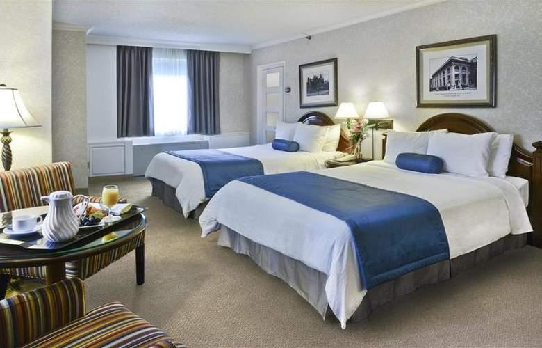 Best Western Ville-Marie Hotel & Suites - Room - 33