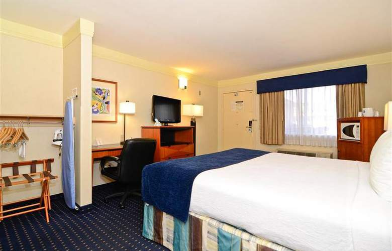 Best Western Mission Bay - Room - 68