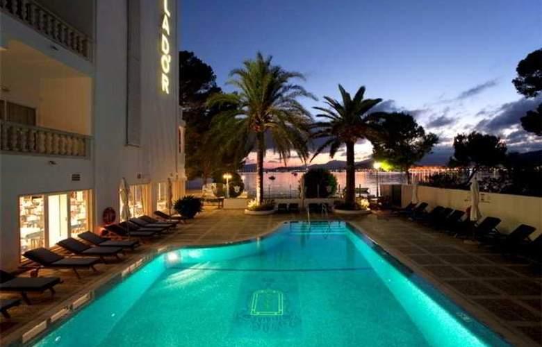 Illa D'Or Hotel - Pool - 6
