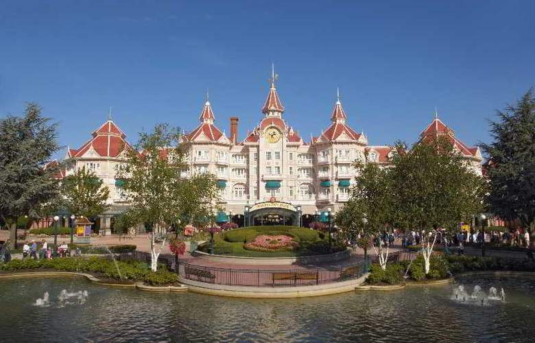 Disneyland Hotel - Hotel - 0
