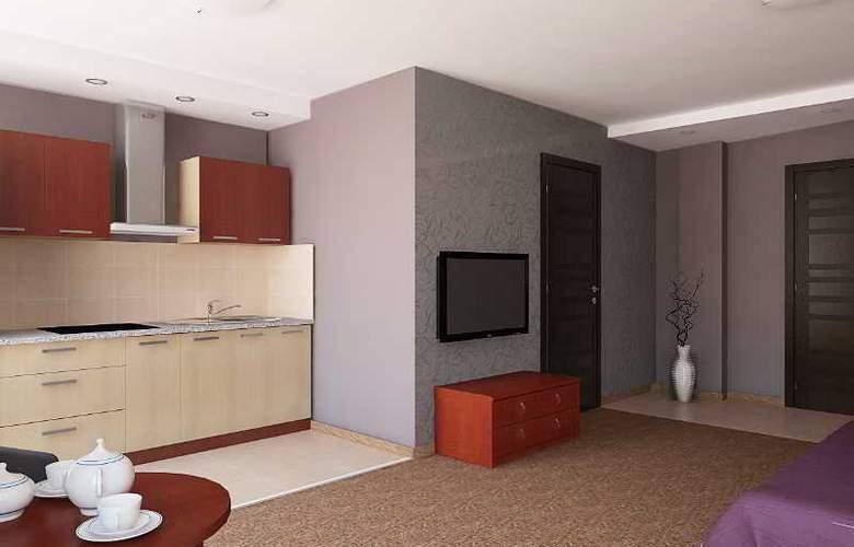 Apartment Complex Comfort - Room - 3
