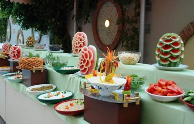 Okan Tower - Restaurant - 11