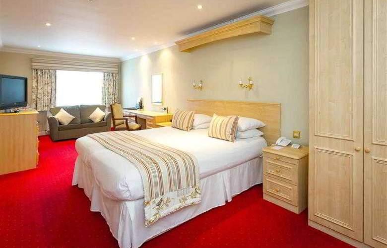 Best Western Consort Hotel - Hotel - 29