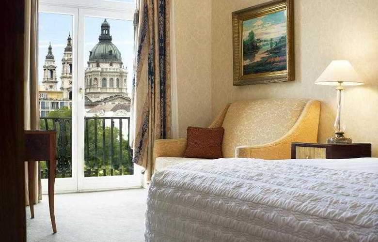 The Ritz-Carlton Budapest - Hotel - 6