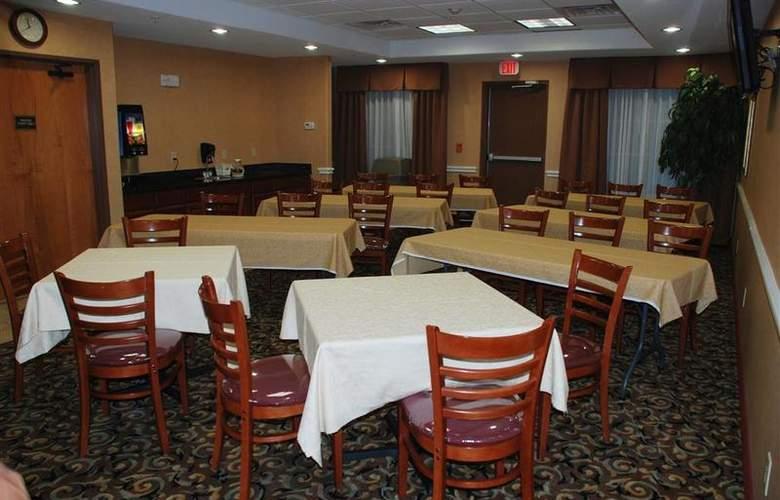 Best Western Plus San Antonio East Inn & Suites - Conference - 121