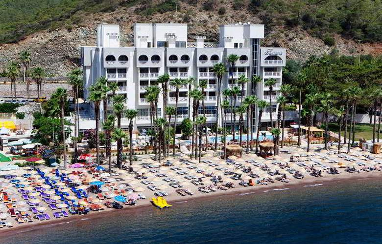 Fantasia Hotel Marmaris - Beach - 14