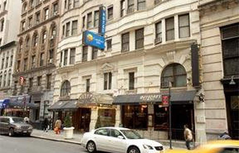 Comfort Inn Manhattan - Hotel - 0