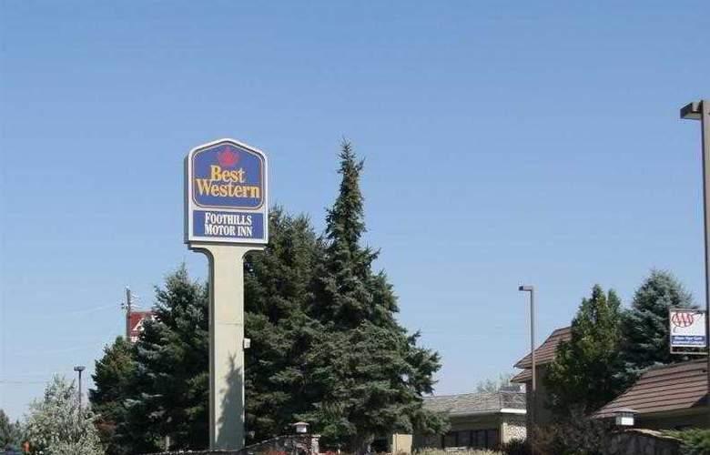 Best Western Foothills Inn - Hotel - 35