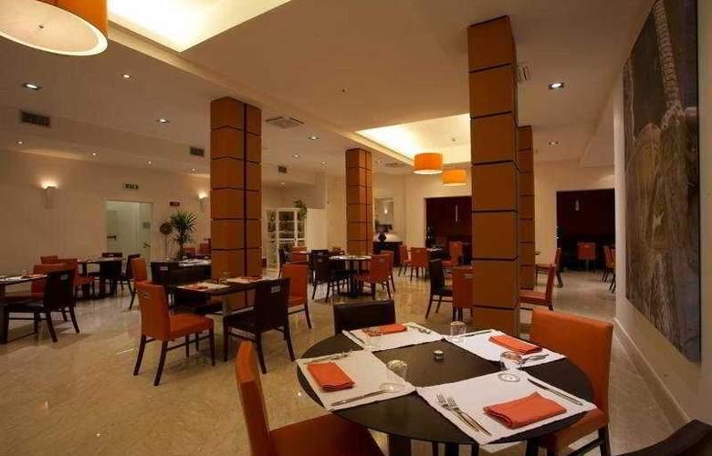 Plaza Hotel Catania - Restaurant - 4