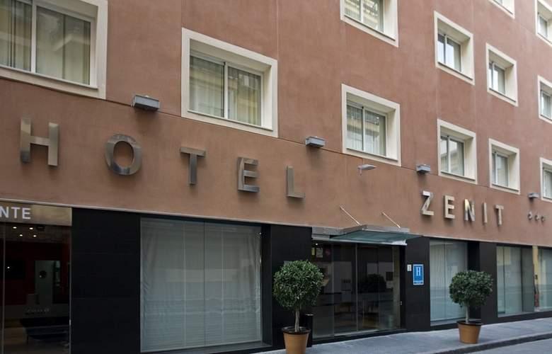 Zenit Malaga - Hotel - 0