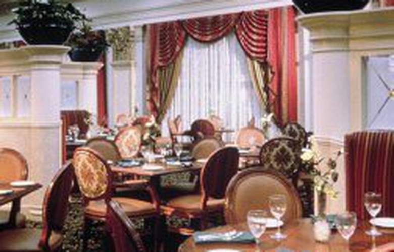 Courtyard By Marriott Philadelphia Downtown - Restaurant - 3