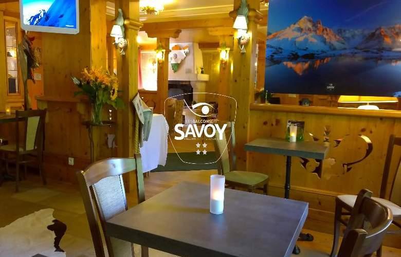 Les Balcons du Savoy - Bar - 20