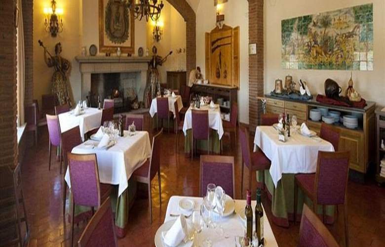 Parador de Benavente - Restaurant - 24
