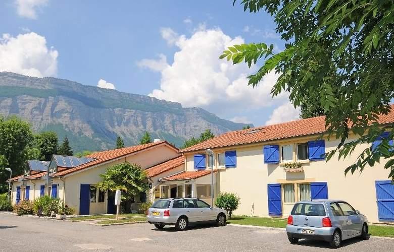 Kyriad Grenoble Meylan - Hotel - 3