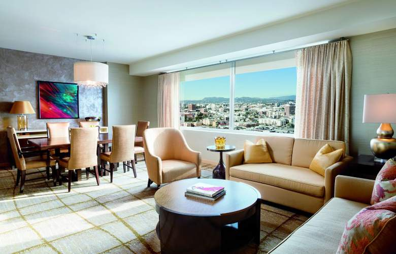 The Ritz-Carlton, Los Angeles - Room - 8