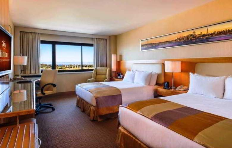 Hilton San Francisco Airport - Room - 17