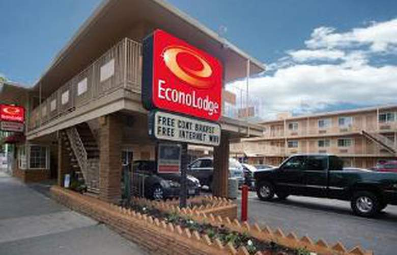 Econo Lodge 16th Street - Hotel - 0