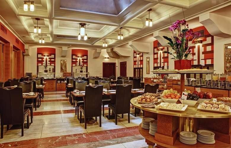Majestic Plaza Prague - Restaurant - 128