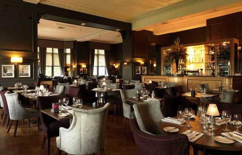 Doubletree by Hilton Dunblane Hydro - Restaurant - 12