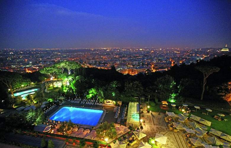 Rome Cavalieri Waldorf Astoria Hotels & Resorts - Hotel - 3