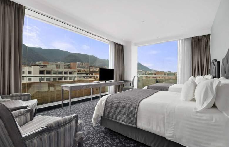 Ramada Bogota Parque 93 - Room - 10