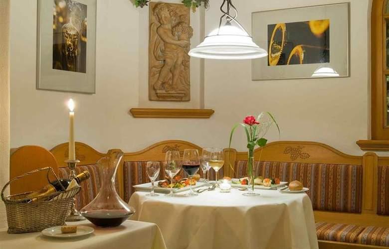 Mercure Hotel Bad Duerkheim An Den Salinen - Restaurant - 65